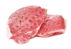 Rått kött Arkivfoton