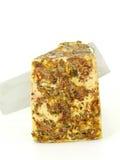 Rått mjölka ost Royaltyfria Bilder