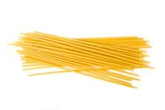 rått uncooked för pasta Arkivfoton