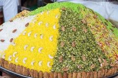 Råvara för söt maträtt Royaltyfri Bild