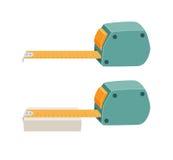Règle de mesure de bande illustration de vecteur