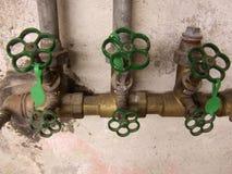 Règlement de l'eau Images stock