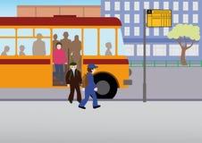 Règles de route Image stock