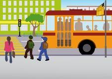 Règles de route Image libre de droits