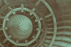 Réacteur intérieur Photo libre de droits