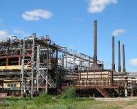 Réacteurs de pyrolyse Image libre de droits