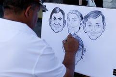 Réalisateur de dessins animés Photos libres de droits