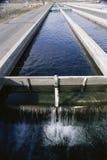 Réapprovisionnement du réservoir Image stock