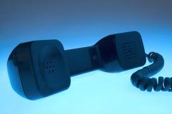 Récepteur de téléphone Photographie stock libre de droits