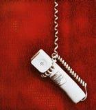 Récepteur de téléphone Image libre de droits