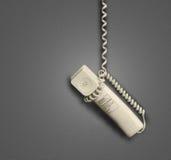 Récepteur de téléphone Images stock