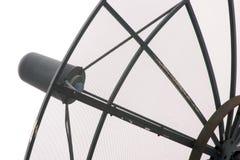 Récepteur sur un satellite images stock