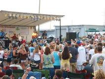 Réception 34 de tête de perroquet de Palm Harbor Photos libres de droits