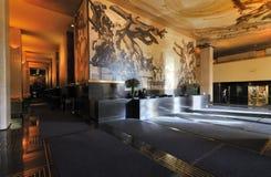 Réception centrale de Rockefeller