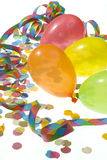 Réception de carnaval photos stock