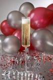 Réception de Champagne Image libre de droits