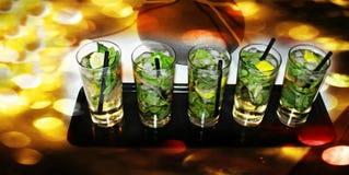 Réception de cocktail photographie stock libre de droits