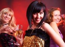 Réception de danse Photo stock