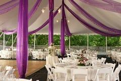 Réception de mariage Images stock