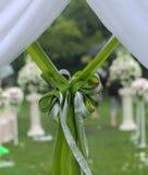 Réception de mariage Image libre de droits