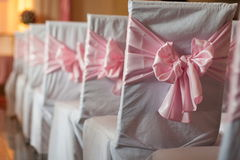 Réception de mariage - image courante Photographie stock libre de droits