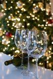 Réception de Noël de célébrations de Noël Photographie stock libre de droits