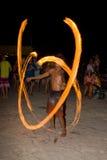 Réception de pleine lune en KOH Phangan, Thaïlande d'île Photos libres de droits