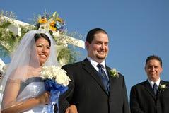 Réception nuptiale Photographie stock libre de droits