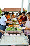 Réception Thaïlande Photos stock