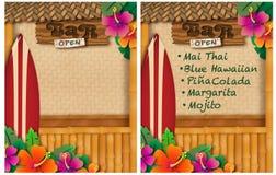 Réception tropicale Image stock