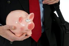 récession économique Image libre de droits