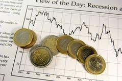 récession photo libre de droits