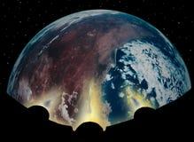 Réchauffement global 5 Photographie stock libre de droits