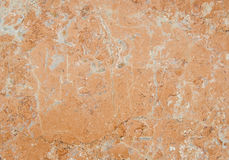 Réchauffez la texture de marbre colorée Photo libre de droits