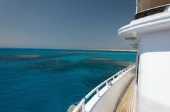 Récif coralien en Egypte images stock