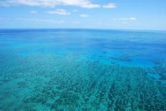Récif de barrière grand - Australie Photographie stock
