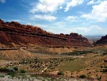 Récif de San Rafael Image stock