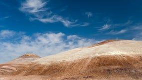 récif Utah de stationnement national de captiol Image stock