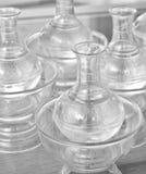 Récipient de eau-versement cérémonieux images stock