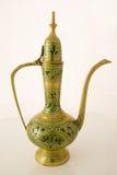 récipient indien de boissons d'antiquité Images libres de droits