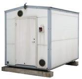 Récipient technologique de hangar pour l'électronique de GM/M Images stock