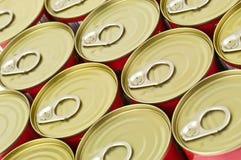 Récipients de nourriture Photographie stock libre de droits