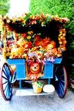 Récolte de Halloween Photo libre de droits