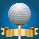 Récompense de golf illustration stock