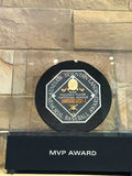 Récompense de MVP de Henry Aaron Image libre de droits