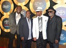 Récompenses 2014 de musique de train d'âme Photos libres de droits