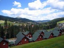 Récréation de montagne Photographie stock libre de droits