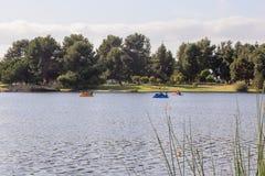 Récréations au parc régional est d'EL Dorado photo libre de droits