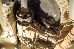 Réducteur de transmission de couple à l'essieu arrière de la voiture Véhicule photos stock