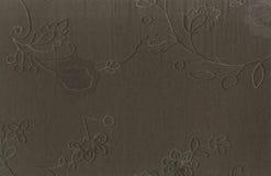 Réduisez la texture en fragments du tissu en soie avec un modèle surdimensionné de correction Image stock